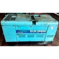 DENYO DLW-380SD 柴油電焊發電機(防音型)