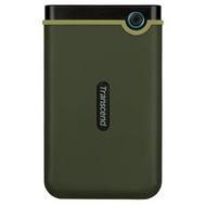 "Transcend - 1TB (2.5"") StoreJet 25M3G USB 3.0 軍綠色 (香港行貨)"