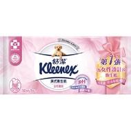 舒潔 女性專用溼式衛生紙(10抽x3包/組)[大買家]