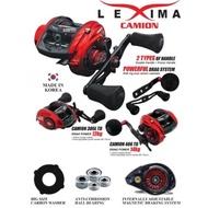 BANAX CAMION 305L /406L TD LEXIMA FISHING REEL