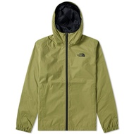 The North Face Quest Jacket Waterproof Hooded 綠色 零碼L
