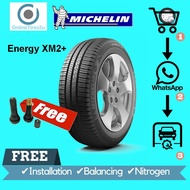 Michelin ENERGY XM2 Plus - 205/55R16 (With Installation)