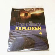 National Geographic reading explorer 4