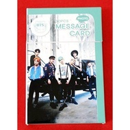 BTS Bangtan Boys - PHOTO MESSAGE CARD PHOTOCARD 30pcs