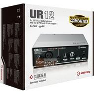 ::bonJOIE:: 美國進口 Steinberg UR12 USB 錄音介面 (全新盒裝) 2X2 USB 2.0 錄音盒 錄音卡 UR-12