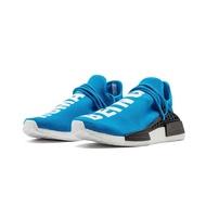 【正版】Adidas PW Human Race NMD 菲董 藍白 慢跑鞋 男女 BB0618
