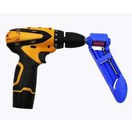 便攜式 磨鑽頭機 電鑽改裝 多功能砂輪 研磨機 磨鑽器 磨鑽頭 鑽尾