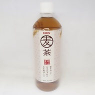 日本-麒麟麥茶-600ml瓶
