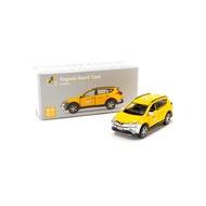 現貨 老周微影 Tiny 台灣限定 台灣大車隊 計程車 Toyota RAV4 taxi 門可開 模型車 tomica