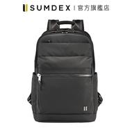 Sumdex|都會商務後背包 NON-795BK 黑色 官方旗艦店
