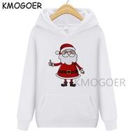 Christmas Hoodie Men Anime Harajuku Hoodies Camiseta