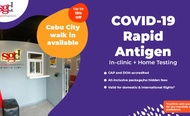 [IN-CLINIC AND HOME TEST] Cebu City COVID-19 Rapid Antigen Testing