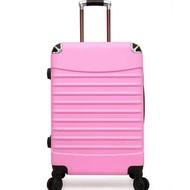 hot  กระเป๋าเดินทาง24นิ้ว ล้อ360องศาลื่นเข็นง่าย วัสดุABS+PCแข็งแรงทนทาน