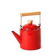 Ấm đun nước gia đình Qazxsw tráng men dày gia đình Bếp điện từ ấm đun nước trà gas