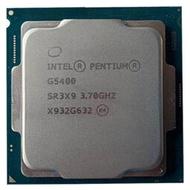 Intel/英特爾G5400 I3-10100 I5-9500 G5420 全新拆機正式版CPU