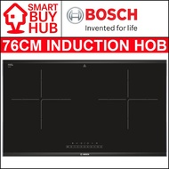 BOSCH PPI82560MS 76cm 2-Zone INDUCTION CERAMIC HOB
