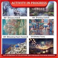 ✢[Ready stock]puzzle 1000 pcs puzzles jigsaw puzzle adult decompression creative gift super difficult small educational