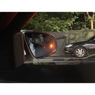 賓士專用 w205 c300 GLC300 250 x253 w204 盲點偵測系統 (鏡片專用款) 双色亮燈