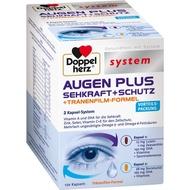 Doppelherz Augen Plus Sehkraft + Schutz Syst. (120 Stk.) 眼