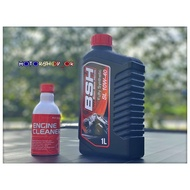Auto Accessories❈◆❧Boon Siew Honda BSH Fully Synthetic Engine Oil 4T RS150R DASH RS150 10W-40 API S / CLEANER