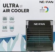 NexFan - NexFan Ultra UV殺菌流動式多功能空氣冷風機,黑色