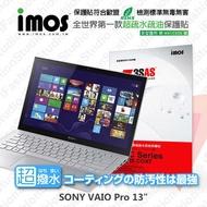 【愛瘋潮】SONY VAIO Pro 13 iMOS 3SAS 防潑水 防指紋 疏油疏水 螢幕保護貼