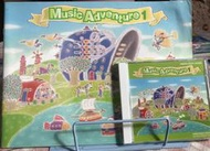 YAMAHA幼兒班課本與CD(Music Adventure1)