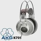 AKG K701 頂級 專業級 開放式監聽耳罩耳機