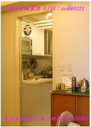 《源誌系統傢俱》鋁框隔間推拉門(鋁色邊框+強化噴砂玻璃)適用浴室.廁所.廚房.書房.琴房.遊戲室.和室.客廳.隔間.屏風