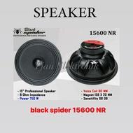 Speaker Black Spider 15600 NR
