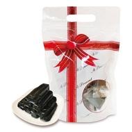 【弘益傳香世家】大包裝純手工黑芝麻糕450g*1包(軟Q不黏牙/補鈣好健康/口齒留香)