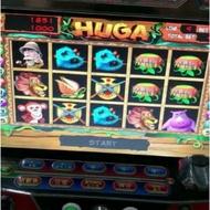 HUGA娛樂機台 可投10元 可投開洗退 野蠻世界 SLOT 機型