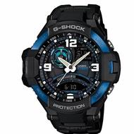 CASIO G-SHOCK/數位羅盤運動腕錶/GA-1000-2BDR