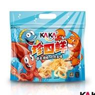 台灣製造KAKA珍四鮮