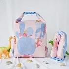 【Onor Design】OFoodin好食袋(矽膠布食物袋) -恐龍遊園