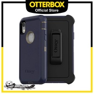 [Apple iPhone XR / iPhone X / XS / iPhone XS MAX] OtterBox Premium Quality / Protective Phone Case / Defender Series Case Protective Cover | Authentic
