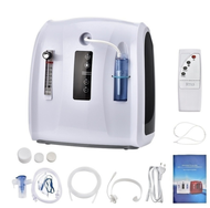 (SG LOCAL STOCK) Oxygen Concentrator Portable oxygen concentrator medical device 1-7L/min Better Oxygen Machine