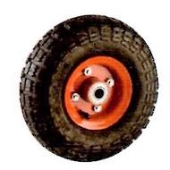 附培林! 10吋 風輪 PU輪 風輪 打氣輪胎 手推車輪 獨輪車輪 雙軸承 棧板車 鋁車 瓦斯車 氧氣車 10吋