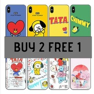 BTS bulletproof youth group BT21 mobile phone cases/ phone accessories