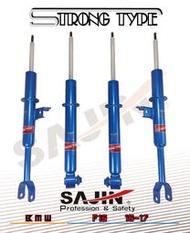 【SAJIN】BMW-5系列-F10 10-17 STRONG TOP原廠型阻尼加強避震器