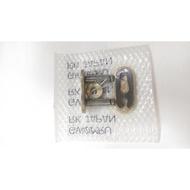 正MOTO RK部品 420 黃金鏈條 鏈條接頭-鉗夾式