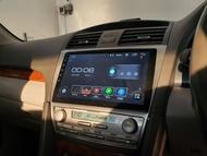 จอ Android Toyota Camry 2007-2011 ขนาด 10 นิ้ว Alpha Coustic Android 10 Ram 2 Rom 32 CPU 8 core
