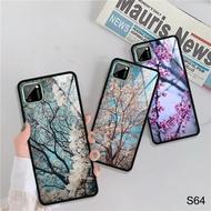 (S64) Case Realme C11-C3-Realme 5i-realme 6-Realme 6pro-realme xt-Oppo A5s-A3s-A5 2020-A9 2020-A52-A92-A1k-A71-A7-Iphone 11 Pro Max - 7+ iphone X-Samsung A10-A01-A51-A50-A20s-A7 -Vivo Y12-Y30-Y50-Y91-Y91c -Xiaomi Redmi Note 8- SOFTCASE 2D SAKURA FLOWER