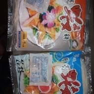 饗福 月亮蝦餅 原味  花枝  附沾醬