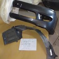 三菱 04-06 SAVRIN 前保桿 下巴 保險桿 前桿