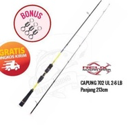 ̄➙ Fishing Rod RELIX Archipelago CAPUNG 732 • 702 • 662 • BC 662 • 622 UL Today's Size