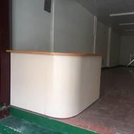 木製L型吧台L型收銀台 L型櫃檯 二手吧檯 二手櫃台