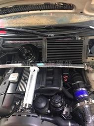 CHENGE巡航總部 BMW E46 330 改裝 輕量化 曲軸普利 + 5bar 汽油芯 + 自排油冷卻排