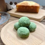 倉鼠甜點工作室 小山園抹茶雪球餅乾/小酥餅 日本小山園若竹抹茶粉