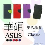 華碩ASUS Zenfone Max Pro ZB601KL / ZB602KL 經典款 TPU軟殼 側掀可立 保護皮套 手機支架
